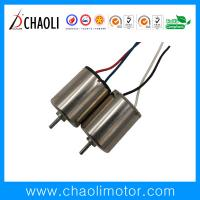 Wholesale 10x13mm Small DC Coreless Motor CL-1013 For Dental Tool And Electric RC Plane Toy from china suppliers
