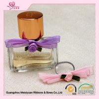 Buy cheap Little Rose Elastic ribbon bows with stretch loops for gift boxes OEM / ODM from wholesalers