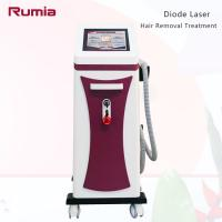 Buy cheap 808nm Diode Laser Hair Removal Machine Air Water Semiconductor Cooling System from wholesalers