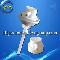 Buy cheap aerosol spray valve for insecticide spray  BYU manufacturer from wholesalers