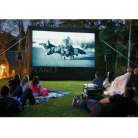 Buy cheap 6 Meter Airblown Inflatable Movie Screen PVC Tarpaulin Or Oxford Cloth from wholesalers