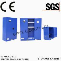 Buy cheap Small Anti-Corrosion Chemical Storage Cabinet , Under Bench Type product