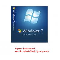 Buy cheap Microsoft windows 7 product key codes Windows 7 Professional key for 32/64bit from wholesalers