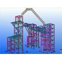 Buy cheap Welding, Braking Structural Engineering Designs, Steel Structure Detailing Contractor from wholesalers