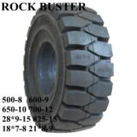 China Forklift Solid Tires Solid Tyres 825-15 815-15 750-16 on sale