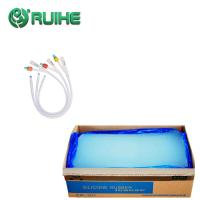 Buy cheap Extrusion Medical Grade Silicone Rubber Non Toxic Forced Through Shaped Die from wholesalers
