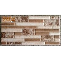 Buy cheap Marble External Red Brick Wall Tiles Wall Cadding  Durable Long Service Life from wholesalers