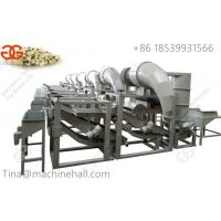 Quality High effiency hemp seed processing equipment supplier hemp seeds shelling machine factory price for sale