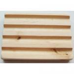 Soap dish,wooden soap dish