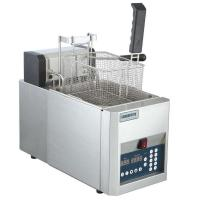 Buy cheap 8L Commercial Kitchen Equipments Single Tank Electric Countertop Fryer For Deep Fryer Food from wholesalers
