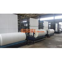 Buy cheap Virgin materia pp Woven Tubular Fabric In Roll For making rice,fertilizer, sand,cement,food,feed,chemical,Building mater from wholesalers