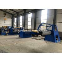 Buy cheap 220KW Hydraulic Cutting Steel Slitting Line , 600-1300mm Coil Width from wholesalers