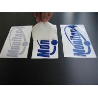 Buy cheap Waterproof Custom Vinyl Lettering Decals 3m Removable For Car Advertising from wholesalers