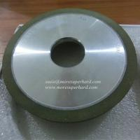 Buy cheap 1A1 resin diamond grinding wheel from wholesalers