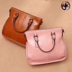 Buy cheap Oil Wax hot sale hand bag huadu big crossbody Large Capacity leather bags women handbags ladies from wholesalers