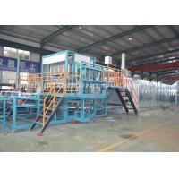 Buy cheap Waste Paper Moulding Pulp Egg Tray Making Machine / Fruit Tray Machine from wholesalers