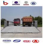 Buy cheap CB200 Bailey Bridge Doube lane TSR, Galvanized bridge.temporary bridge,truss bridge from wholesalers