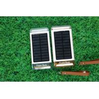Buy cheap Ultrathin Solar Powered Battery Charger With Micro Solar Panel 6000mah 8000mah from wholesalers