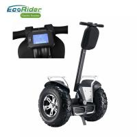 Buy cheap Double Battery Brushless Motor Two Wheeled Electric Scooter Segway Electric Scooter from wholesalers
