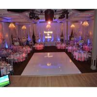 Buy cheap Wholesale cheap popular portable dance floors for sale star light dance floor for sale from wholesalers