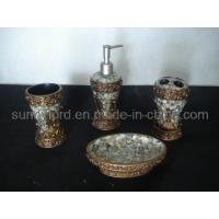 Buy cheap Polyresin Bathroom Accessory Set (SFR1599) from wholesalers