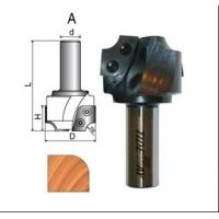 Buy cheap CNC router bits round corner router bits with changeable knives  20mm shank from wholesalers