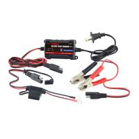 Buy cheap 12V Portable Car Battery Chargers , 750mA battery charger for car battery product