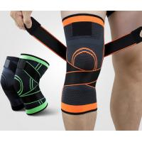 Buy cheap Nylon Ppe Knee Pads With Strap High Elastic Knee Support Indoor Exercise from wholesalers