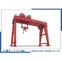Buy cheap 4 Wheel A Frame Small Portable Gantry Crane 5 Ton from wholesalers