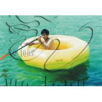 Buy cheap Commercial  0.85 pvc Inflatable boat Inflatable water Boat on sale from wholesalers