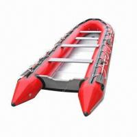Buy cheap Inflatable Power/Rigid/Motor/Engine Boat, Available in Various Sizes from wholesalers