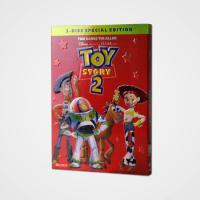China TOY STORY 2 Disney DVD Cartoon DVD Movies DVD The TV Show DVD Wholesale Hot Sell DVD on sale