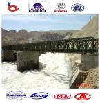 Buy cheap 200-Type two spans Bailey Bridge DSR,painted bridge.temporary bridge,truss bridge,mabey from wholesalers