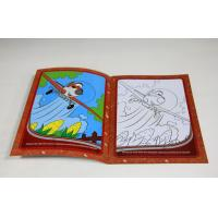 Buy cheap Children Softcover photo Book Printing Saddle Stitched Binding With Die Cutting from wholesalers