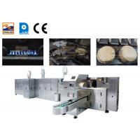 Buy cheap Rolled Sugar Cone Baking Machine / Crispy Cone Production Line from wholesalers