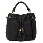 Buy cheap Bold tassels decoriate effortlessly slouchy bucket bag , stylish handbags for women from wholesalers