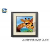 Buy cheap Children Bedroom 5D Lenticular Image Printing 40 X 40 Cm Three Filps from wholesalers
