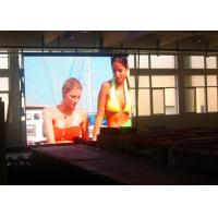 Buy cheap Outdoor Advertising Outdoor LED Billboard P6 LED Display For Buildings 27777 Pixels / SQM from wholesalers