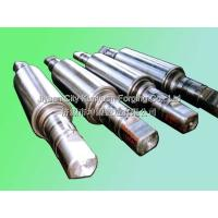 Buy cheap Cold Rolling Corrugated Iron Roller Work Roll Assembly For Steel Forging  Diameter 250 - 650mm from wholesalers