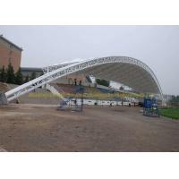 Buy cheap Customized Light Truss Steel Structure Steel Frame Roof Trusses For Sport Hall from wholesalers