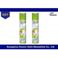 Buy cheap Sunny Citrus Auto Air Freshener Spray Refill Alochol Based For Hotel from wholesalers