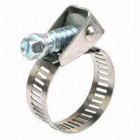 Buy cheap American Style Hose Clamp, Made of Carbon Steel from wholesalers