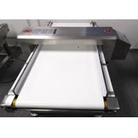 Wholesale Customized 304 SUS Conveyor Metal Detector For Aluminum Foil Packages from china suppliers