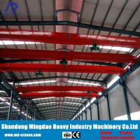 Buy cheap China Made Workshop Used Electric Traveling Bridge Crane for Sale from wholesalers