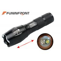 Buy cheap 10W 395NM UV LED Flashlight with CREE T6 LEDs Adjustable Focus for Night Fishing from wholesalers