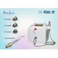 Wholesale Fractional RF Microneedle Invasive For Skin Whitening, Wrinkles Removal from china suppliers
