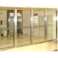 Buy cheap High stability fire resistant glass / fire rated glass for entrance doors / windows from wholesalers