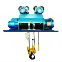 Buy cheap Alloy Steel Hook 20 Ton Electric Hoist Customized Color For Molten Metal from wholesalers