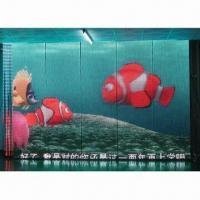 Buy cheap Flexible LED Curtain Display with Frame Rate of 60Hz and Data Refresh Rate of 23,000Hz from wholesalers