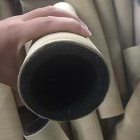 Buy cheap Aluminum Fiberglass Heat protection tube with foam fiber insulation layer from wholesalers
